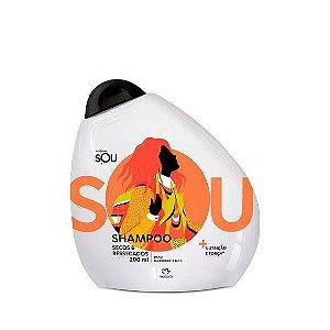 Shampoo Enxágue Express Secos e Ressecados SOU - 200ml