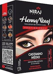 NIRAJ HENNA CAST MED 34003