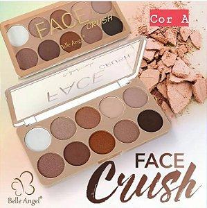 Angel Paleta Sombras Face Crush B064 Cor A