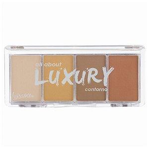 Luisan L2021 Paleta Contorno Luxury - Cor B