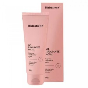 Gel Esfoliante Facial 100g Hidrabene
