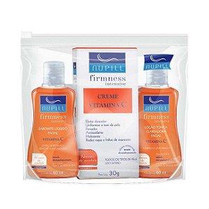Kit Facial Vitamina C Nupill