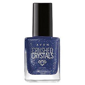 Esmalte Avon Crushed Crystals 10ml Azul