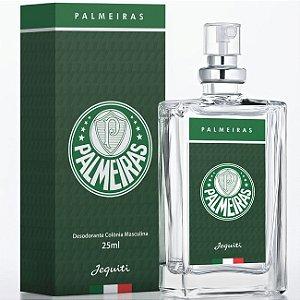 Colônia Masculina Palmeiras 25ml Jequiti