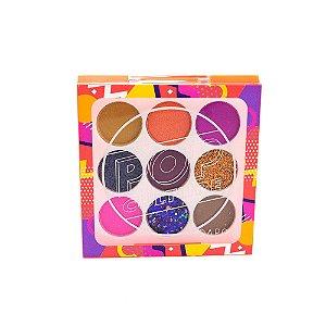 Paleta de Sombras Pop Culture Dapop HB100163-B