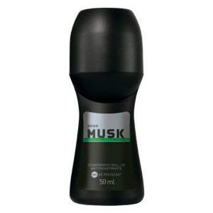 Desodorante Antitranspirante Roll-On Musk Fresh - 50 ml