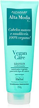 Alta Moda Tratamento Vegano Leave-In AlfaParf