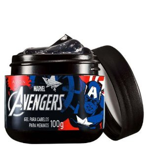 Gel Cabelos Marvel Avengers 100g