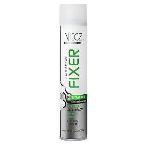 Hair Spray Fixer Neez Extra Forte Efeito Grampo  24H 500ML