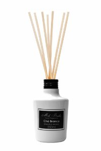 Difusor de Aromas  Chá Branco 250 ml - Mel Brushes