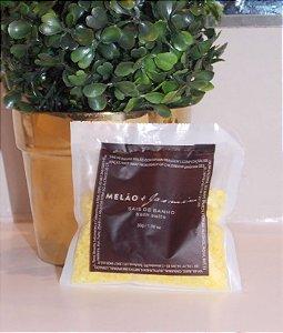 Kit 10 Sachet de Sais de Banho 30 g Melão + Jasmim - Realgems