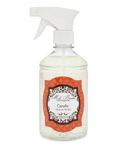 Água Perfumada para Tecidos - Canela 500ml - Mel Brushes
