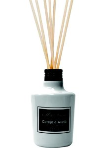 Difusor de Aromas  Cereja e Avelã 250 ml - Mel Brushes