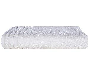 Toalha de Lavabo Premium 30x50cm Cor Branco Imperiale 540g/m² - Trussardi