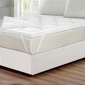 Pillow Top Queen 158x198cm – Enchimento 1000g/m² EXTRA VOLUMOSO - Supremo Hotel - PROFITEL