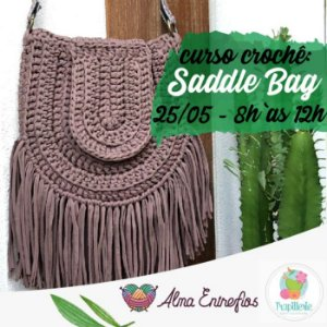 SADDLE BAG - 25/05 - 8h às 12h
