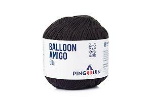 BALLOON AMIGO - COR 100 PRETO