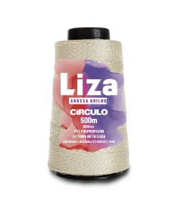 LIZA BRILHO GROSSA - COR 873