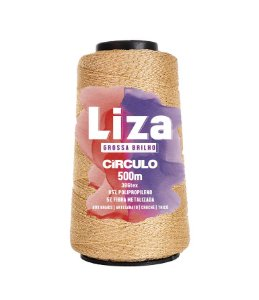 LIZA BRILHO GROSSA - COR 876