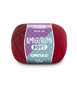AMIGURUMI SOFT - COR 3635