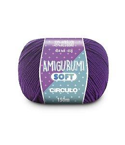 AMIGURUMI SOFT - COR 6780