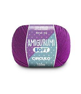 AMIGURUMI SOFT - COR 6614