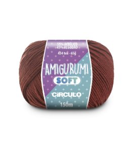 AMIGURUMI SOFT - COR 4095