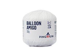 BALLOON AMIGO - COR 002 BRANCO