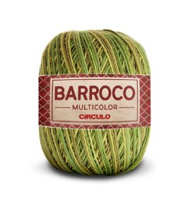 BARROCO MULTICOLOR 4/6 400g - COR 9392