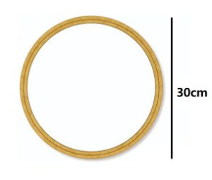 BASTIDOR MADEIRA 30cm