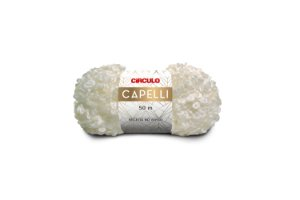 CAPELLI - COR BRANCO
