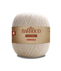BARROCO 4/4 1186M 700G - COR 20 NATURAL