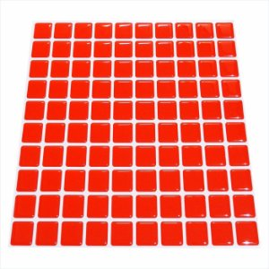 Pastilha Vermelho 1300