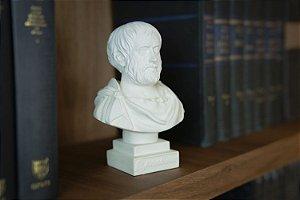 Busto Aristóteles