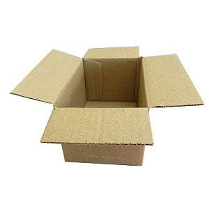 50 Caixas de Papelão D4 - 20x14x8 cm