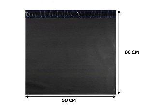 Envelope Plástico de Segurança ECONOMIC - 50x60 - 100 unidades