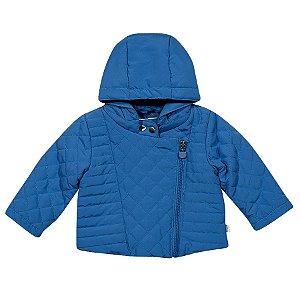 Jaqueta para Bebê de Microfibra forrada com ziper - Tip Top