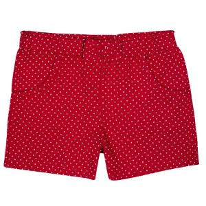 Shorts Toddler Menina com lacinho - Tip Top