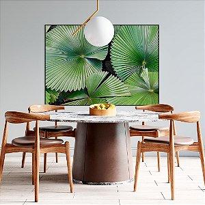 Quadro decorativo Folhas Palmeira