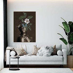 Quadro Decorativo Woman Beauty - Artista Claudia Dias