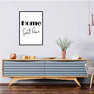 Quadro decorativo Home Sweet Home