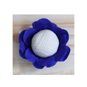 Forminha para Doces Finos - R82 Crepom Neon Azul - 40 unidades - MaxiFormas