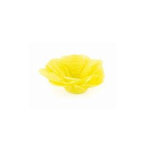 Forminha para Doces Finos - R82 Crepom Amarelo Claro - 40 unidades - MaxiFormas