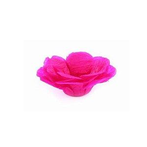 Forminha para Doces Finos - R82 Crepom Pink - 40 unidades - MaxiFormas