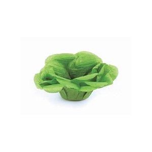 Forminha para Doces Finos - R82 Crepom Verde Claro - 40 unidades - MaxiFormas