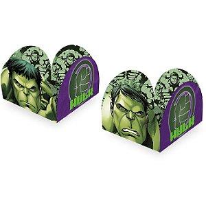 Porta Forminha para Doces Festa Hulk - 50 unidades - Regina - Rizzo