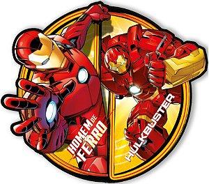 Kit Decorativo Festa Homem de Ferro - 01 unidade - Regina - Rizzo