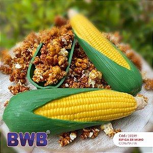 Forma de Acetato Espiga de Milho com Palha Especial Cód. 10199 BWB Rizzo Confeitaria