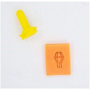 Carimbo Mini - Balão - Imprimire 3D - Rizzo Confeitaria