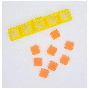 Kit Réguas Mini Quadrado - Imprimire 3D - Rizzo Confeitaria